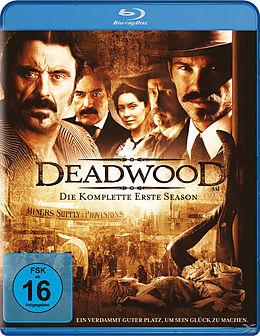 Deadwood - Season 1 - BR Blu-ray