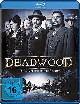 Deadwood - Season 3 - BR Blu-ray