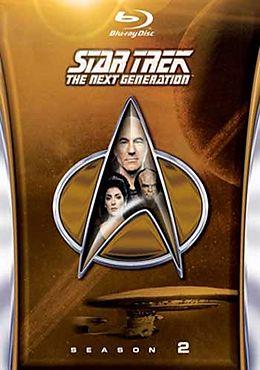 Star Trek TNG - Seas.2 - BR [Versione tedesca]