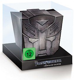 Transformers 1-3/Limited Autobot Blu-ray Collection Blu-ray