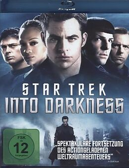 Star Trek Into Darkness - BR Blu-ray