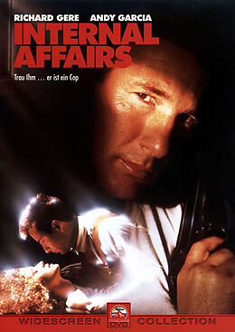 Internal Affairs DVD