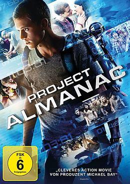 Project Almanac DVD