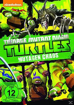 Teenage Mutant Ninja Turtles - Mutagen Chaos DVD