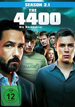 The 4400 - Die Rückkehrer - Season 2.1 [Version allemande]