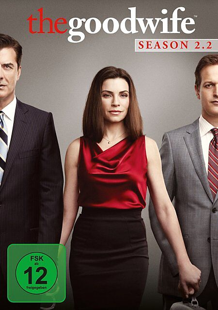 The Good Wife - Season 2.2 / Amaray [Versione tedesca]