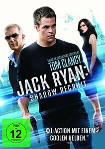 Jack Ryan: Shadow Recruit [Versione tedesca]