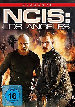 Navy CIS: Los Angeles - Season 1.1 / Amaray DVD