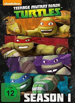 Teenage Mutant Ninja Turtles - Staffel 01 DVD
