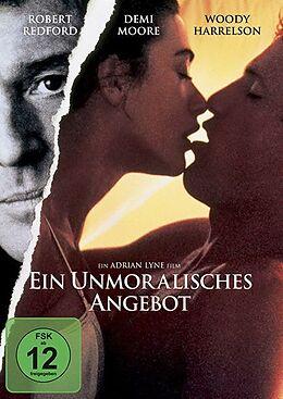 Ein unmoralisches Angebot DVD