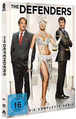 The Defenders DVD
