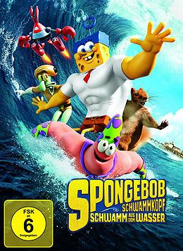 SpongeBob Schwammkopf - Schwamm aus dem Wasser DVD