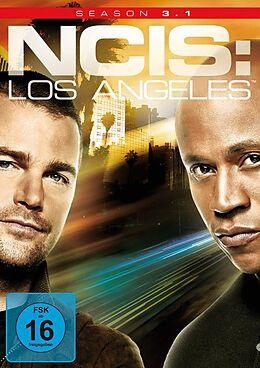 Navy CIS: Los Angeles - Season 3.1 / Amaray DVD