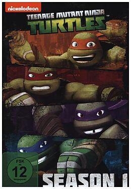 Teenage Mutant Ninja Turtles - Staffel 01 / Amaray DVD