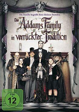 Die Addams Family in verrückter Tradition DVD