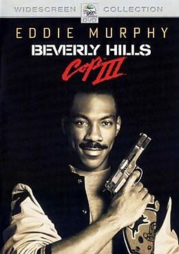 Beverly Hills Cop III DVD