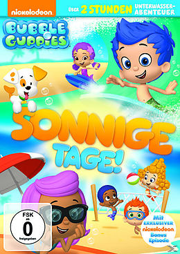 Bubble Guppies - Sonnige Tage! [Version allemande]