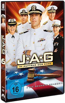 J.A.G. - Im Auftrag der Ehre - Season 6 / Amaray DVD
