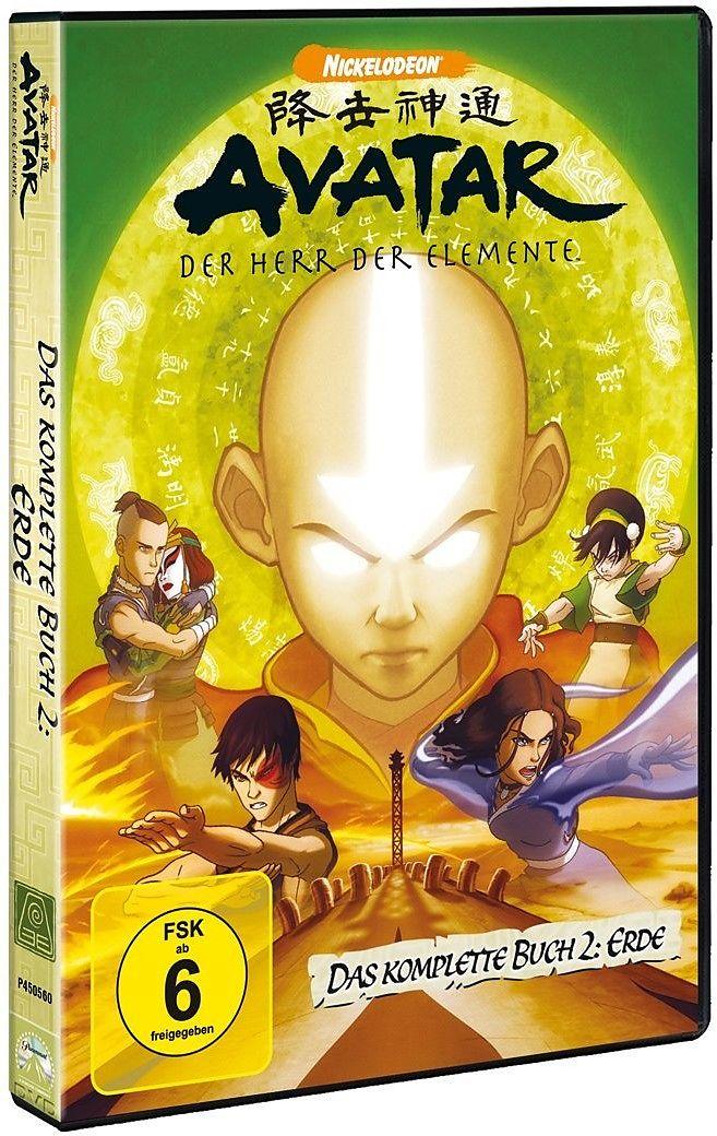 Avatar Der Herr Der Elemente Serienstream