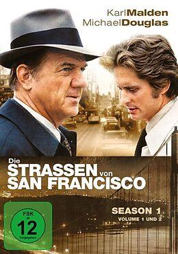 Die Straßen von San Francisco - Season 1 DVD