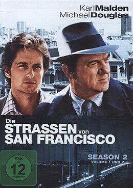 Die Straßen von San Francisco - Season 2 DVD