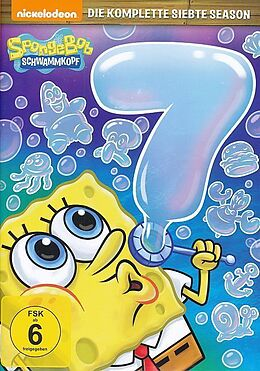 SpongeBob Schwammkopf - Staffel 07 [Version allemande]