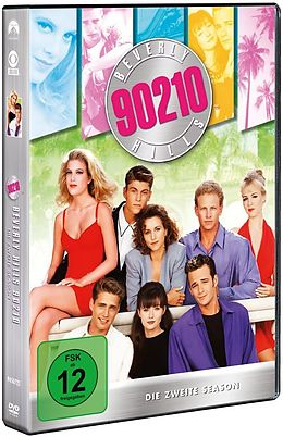 Beverly Hills, 90210 - Season 2 / Amaray DVD