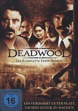 Deadwood - Season 1 / Amaray DVD