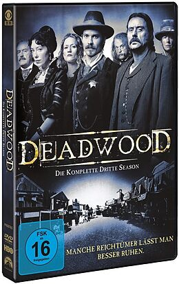 Deadwood - Season 3 / Amaray DVD
