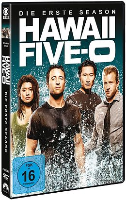 Hawaii Five-O - Season 1 DVD