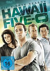 Hawaii Five-O - Season 04 / Amaray [Version allemande]