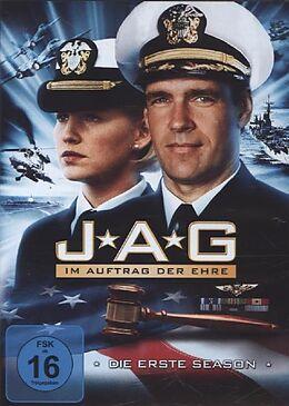 J.A.G. - Im Auftrag der Ehre - Season 1 / Amaray DVD