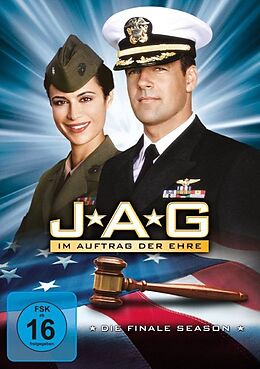 J.A.G. - Im Auftrag der Ehre - Season 10 / Amaray DVD