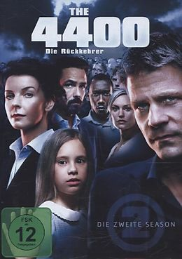 The 4400 - Die Rückkehrer - Season 2 / Amaray DVD