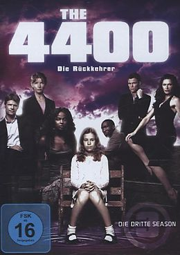 The 4400 - Die Rückkehrer - Season 3 / Amaray DVD
