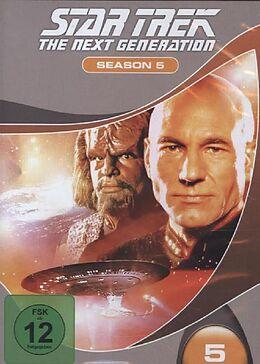 Star Trek - The Next Generation - Season 5 / Amaray DVD