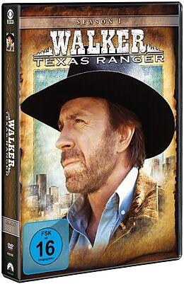 Walker, Texas Ranger - Season 1 DVD