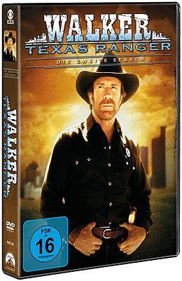 Walker, Texas Ranger - Season 2 DVD