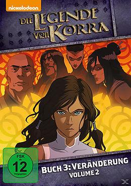 Die Legende von Korra DVD