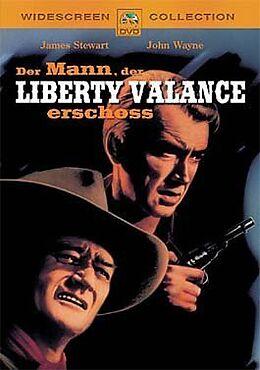 Der Mann, der Liberty Valance erschoss DVD