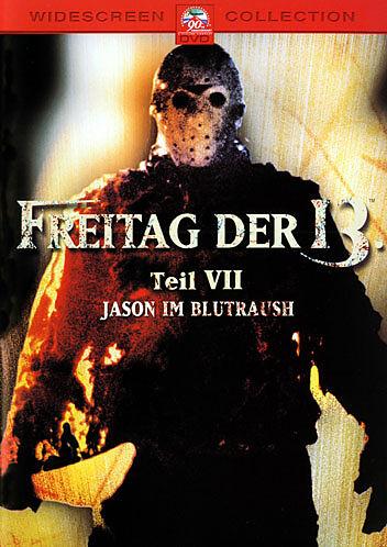 Freitag Der 13 Teil 7 Jason Im Blutrausch Dvd Online Kaufen Ex Libris