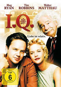 I.Q. - Liebe ist relativ DVD