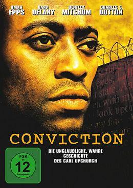 Conviction DVD