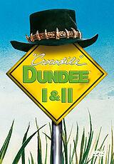Crocodile Dundee I & II [Version allemande]