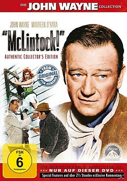 McLintock! DVD