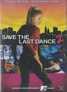 Save the last Dance 2 DVD
