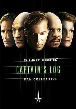 Star Trek - Captains Log Fan Collective DVD