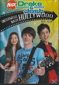 drake josh unterwegs nach hollywood dvd online. Black Bedroom Furniture Sets. Home Design Ideas