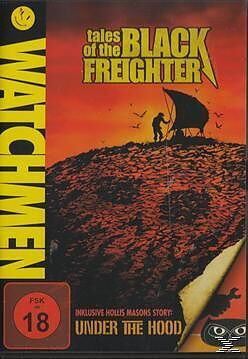 Watchmen - Tales of the Black Freighter [Versione tedesca]