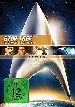 Star Trek II - Der Zorn des Khan DVD